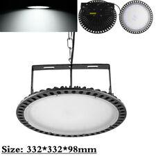 200W UFO LED Hallenbeleuchtung Industrielampe Strahler Flutlicht Leuchte Weiß