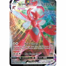 Scizor VMAX Ultra Rare NM Darkness Ablaze 119/189 Pokemon TCG