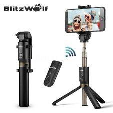 BlitzWolf BW-BS3 Handheld bluetooth Selfie Stick Tripod Monopod + Remote