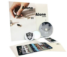 SEVENTEEN 4th Mini Album - AL1 [Alone 1] CD + Photobook + Photocard + Free Gift