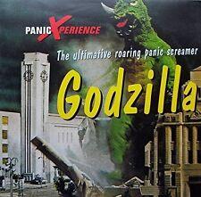 """Panic Xperience Godzilla (1998) [Maxi 12""""]"""