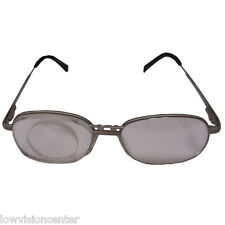 Eschenbach 6X / 24D Spectacle Magnifier Reading Glasses - Right Eye Magnified
