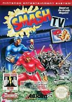 Smash TV - Nintendo NES Game Authentic