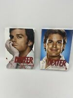 Dexter Seasons 1 & 2 (DVD)  Michael C Hall / Seasons One and Two Complete