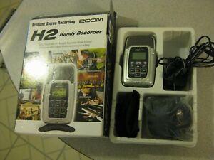 ZOOM H2 HANDY RECORDER COMPLETE