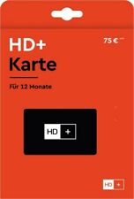 HD PLUS TV-Nachrüstsatz HD+ Karte (12 Monate)
