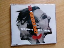 U2 And Green Day The Saints Are Coming /Live 2 Track CD