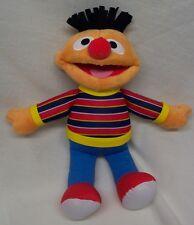 "Fisher-Price Sesame Street CUTE ERNIE 12"" Plush Stuffed Animal"