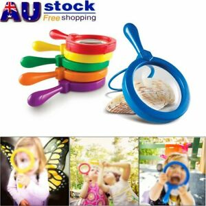 Kids Jumbo Magnifying Glass Learning Resources Educational Toys for Children AU