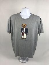 Rare VTG 90's Polo Ralph Lauren Polo Bear Short Sleeve T-Shirt Size Large