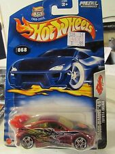 Hot Wheels Toyota Celica #068 Dragon Wagons Red