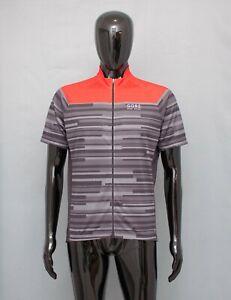 GORE BIKE WEAR Jersey Men's Full Zip Cycling XL