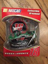 2005 Bobby Labonte #18 Christmas Ornament NASCAR