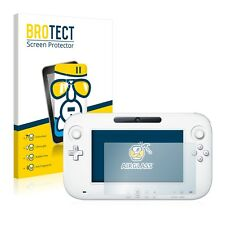 Nintendo Wii U GamePad (Controller) AirGlass Glass Screen Protector Ultra Thin