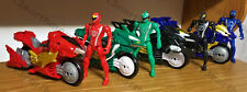 """Power Rangers Rpm """"4 Racing Performance Cycles"""" (Complete)"""