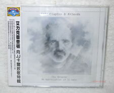 Eric Clapton & Friends The Breeze, An Appreciation Of JJ Cale Taiwan CD w/OBI