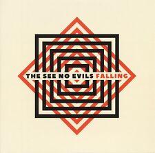 "THE SEE NO EVILS Falling vinyl 7"" garage punk psych post punk"