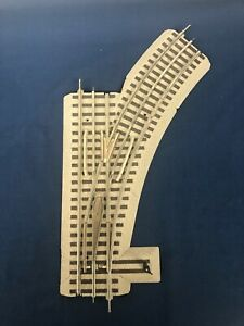 Lionel Fastrack O-36 Right-Hand Manual Switch NO BOX 6-12018