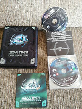 STAR TREK DEEP SPACE NINE TEMPORADA 2 - 7 DVD + EXTRAS ESPAÑOL ENGLISH BOX SET
