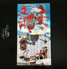 Steven Adler Signed Guns N Roses Autographed Appetite For Destruction Rape Scene