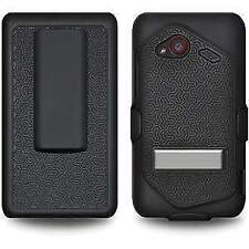 AMZER Shellster Shell Case With Stand for HTC DROID Incredible 4G LTE ADR6410