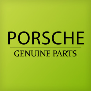 Genuine PORSCHE Headlights 98163122681
