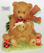 CHERISHED TEDDIES 2006 FIGURINE, USA EXCLUSIVE, BIG BEAR SERIES, 4004813, NIB