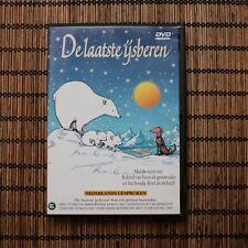 DE LAATSTE IJSBEREN - DVD