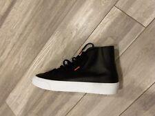 Nike Blazer Studio Mid Black Leather 880870-001 Men's Size 10