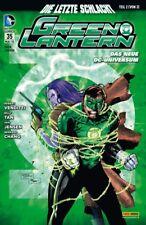 Serie GREEN LANTERN 35 Die letzte Schlacht Teil 2 (von 3) (Mai 2015) DC Comic