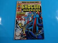 shogun warriors  #16 marvel comics Comic book