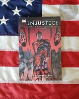 NEW SEALED Injustice Gods Among Us Vol 1 Year 5 The DC Comics Hardback Hardcover