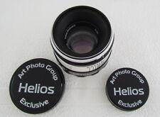Helios 44-2 Exclusive f2/58 Russian M42 SLR Portrait Lens Leica Nikon Sony Zenit