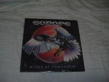 EUROPE Wings Tomorrow SWEDISH HAIR RARE 2nd LP ORIG US press MINT-  in SHRINK !!