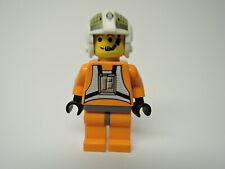 Lego Figur Star Wars Rebel Pilot Y-Wing Dutch Vander sw033 7150 7152