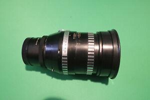 Legendäres Zeiss Olympia Sonnar Tele 180mm / f2.8 Rarität Zebra EF