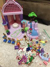 Vintage Playmobil 1998 Fairy Castle - Mermaids- Fairies Castle Set Figures
