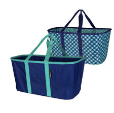 Laundry 2 Pack Tote Bag Collapse For Easy Storage