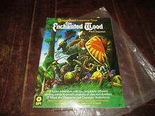 THE ENCHANTED WOOD Vintage Dragon Quest SPI Adventure Three  RPG 1981