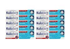 10x KUKIDENT SUPER detenzione CREMA eticheculturalmente gusto neutro detenzione protezione protesi 40g