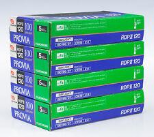 Fujichrome PROVIA RDPII 120 Film (20 Rolls) / NO RESERVE