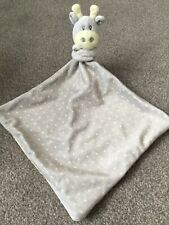 Baby Comforter Unisex Colours