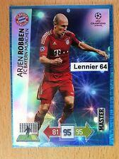 1x Champions League 12/13 Arjen Robben MASTER