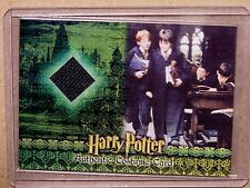 Harry Potter-SS-3D-AUTHENTIC-Costume Card-Gryffindor Students-C1