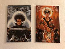Lot of Artesia: A Fire Comics Issues #1-2 (Archaia Studios Press)
