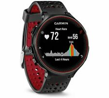 Garmin Forerunner 235 HR Heart Rate Monitor HRM Sports Watch Multisport GPS Red