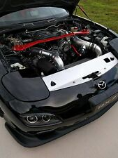 LRB Speed Mazda RX7 FD3S Aluminum CNC Upper Radiator Cooling Panel 93-95