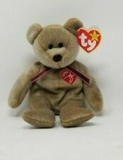Ty Beanie Baby Babies RARE 1999 SIGNATURE Bear Excellent Condition RETIRED!