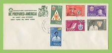 First Day Cover Togolese Stamps