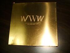 ♡KOREA CD/KIM JAE JOONG JYJ - WWW Who, When, Why (1st Album)